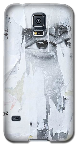 Street Collage 2 Galaxy S5 Case by Colleen Williams