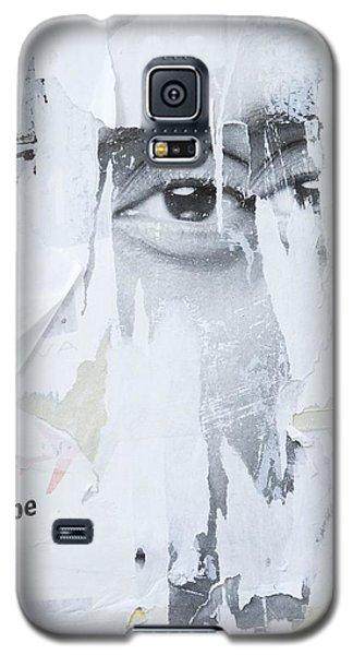 Street Collage 2 Galaxy S5 Case