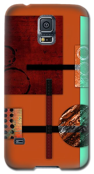 Collage Abstract 10 Galaxy S5 Case