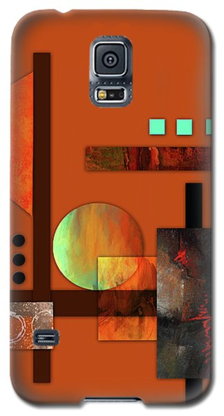 Collage Abstract 9 Galaxy S5 Case