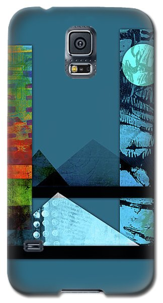 Collage Landscape 1 Galaxy S5 Case