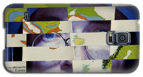 Collage Verso Galaxy S5 Case