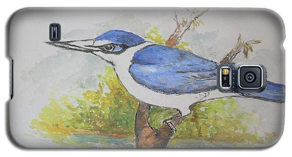 Collared Kingfisher Galaxy S5 Case