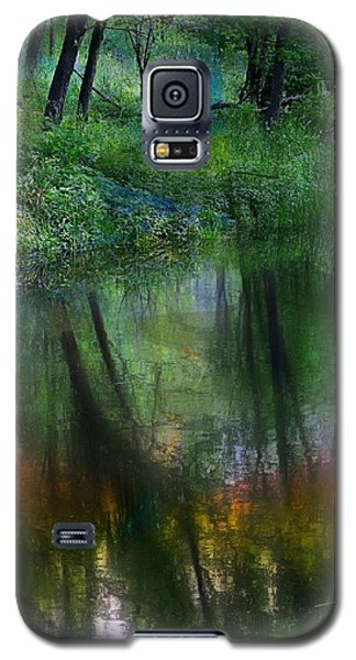 Collins Creek Reflections Galaxy S5 Case