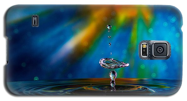 Collision 55 Galaxy S5 Case by Jay Stockhaus
