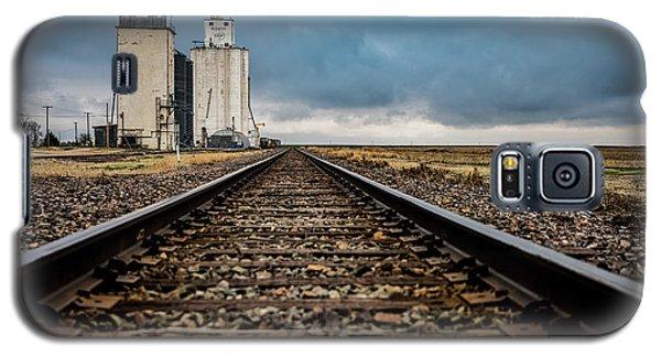 Collyer Tracks Galaxy S5 Case by Darren White
