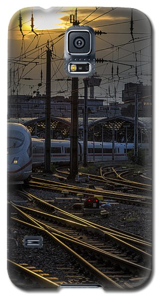 Cologne Central Station Galaxy S5 Case