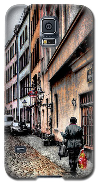 Cologne Alstadt Galaxy S5 Case by Jim Hill