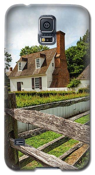 Colonial America Home Galaxy S5 Case