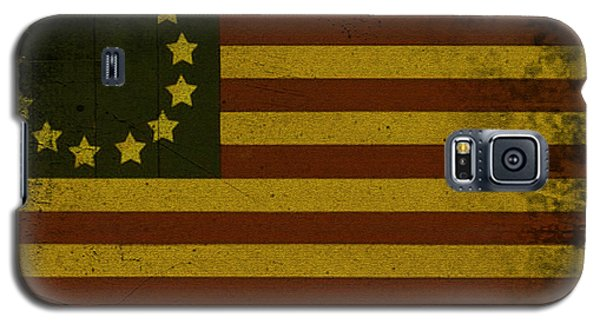 Colonial Flag Galaxy S5 Case