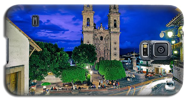Colonial Town Of Taxco, Mexico Galaxy S5 Case