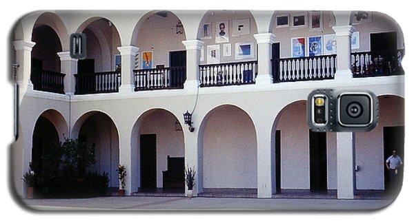 Colonnade In San Juan Puerto Rico Galaxy S5 Case