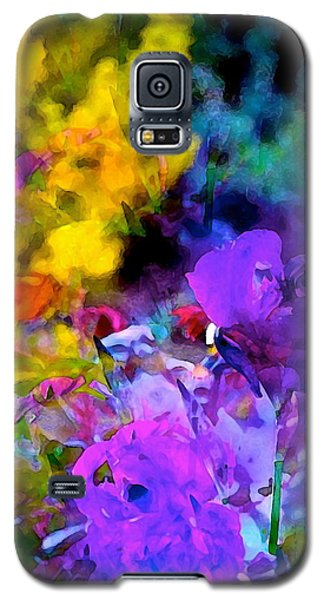 Color 102 Galaxy S5 Case by Pamela Cooper