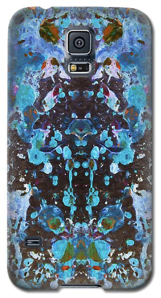 Color Abstraction Iv Galaxy S5 Case