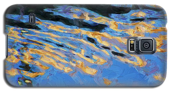 Color Abstraction Lxiv Galaxy S5 Case