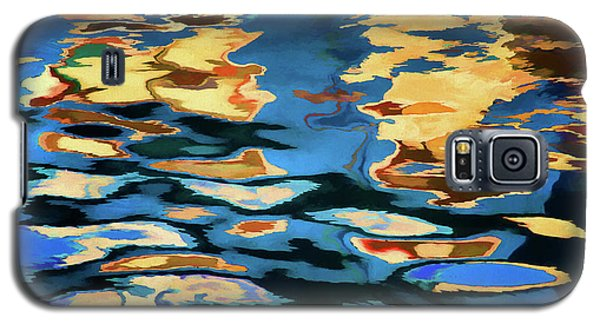 Color Abstraction Lxix Galaxy S5 Case