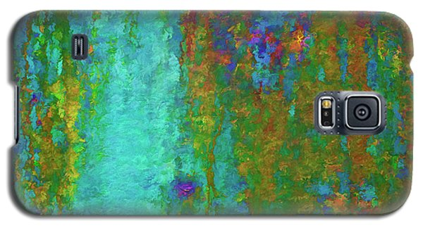 Color Abstraction Lxvii Galaxy S5 Case