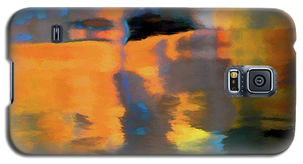 Color Abstraction Lxxii Galaxy S5 Case