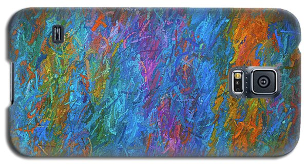 Color Abstraction Xiv Galaxy S5 Case