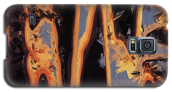 Color Abstraction Xli Galaxy S5 Case