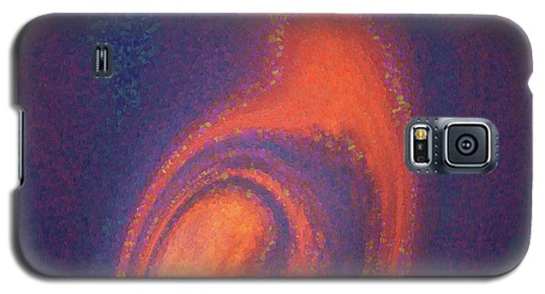 Galaxy S5 Case featuring the digital art Color Abstraction Xlii by David Gordon
