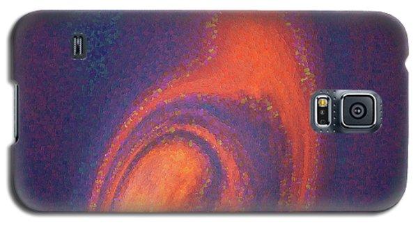 Color Abstraction Xlii Galaxy S5 Case by David Gordon