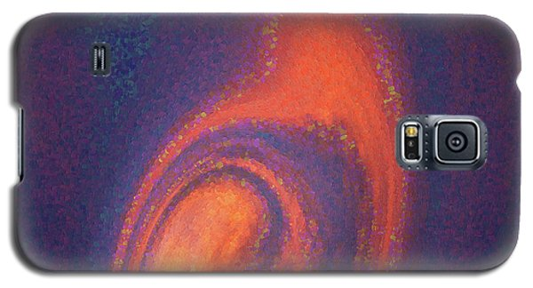 Color Abstraction Xlii Galaxy S5 Case