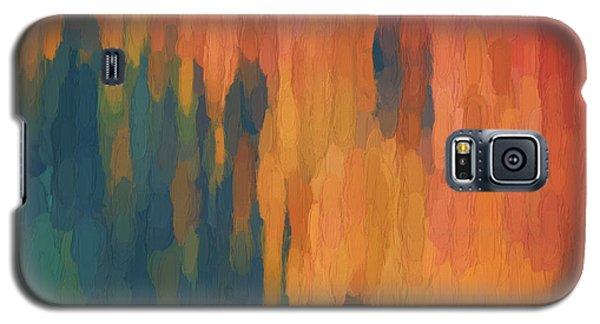Color Abstraction Xlix Galaxy S5 Case