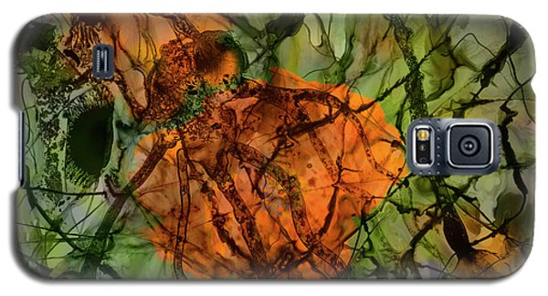 Color Abstraction Xx Galaxy S5 Case