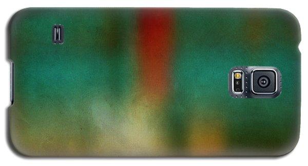 Color Abstraction Xxvi Galaxy S5 Case by David Gordon