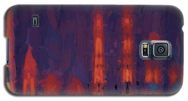 Color Abstraction Xxxviii Galaxy S5 Case
