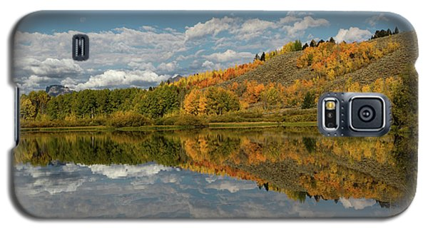 Color At Oxbow Bend Galaxy S5 Case