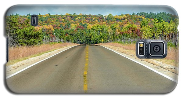 Color At Roads End Galaxy S5 Case