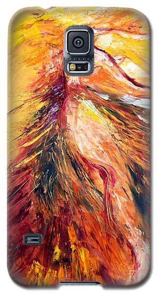 Color Dance Galaxy S5 Case