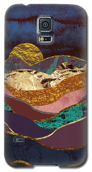 Landscapes Galaxy S5 Case - Color Fields by Katherine Smit