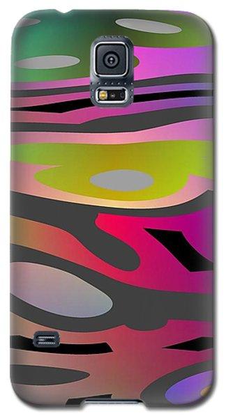Color Fun 1 Galaxy S5 Case by Jeff Iverson