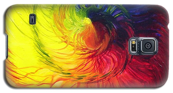 Color Galaxy S5 Case