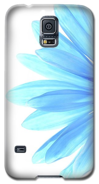 Galaxy S5 Case featuring the photograph Color Me Blue by Rebecca Cozart