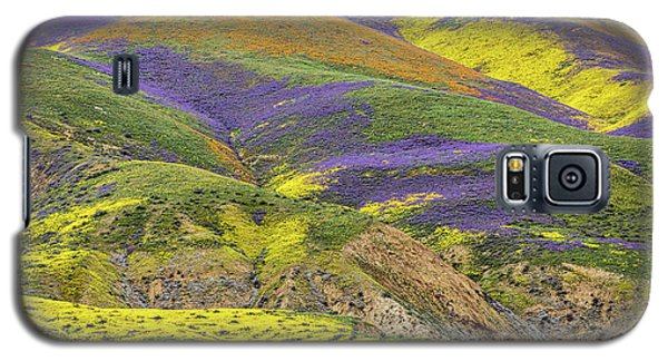 Galaxy S5 Case featuring the photograph Color Mountain II by Peter Tellone