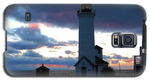 Color Of December, Tibbetts Point Lighthouse Galaxy S5 Case