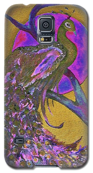 Color Of Pink Galaxy S5 Case