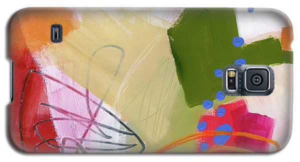 Color, Pattern, Line #4 Galaxy S5 Case by Jane Davies