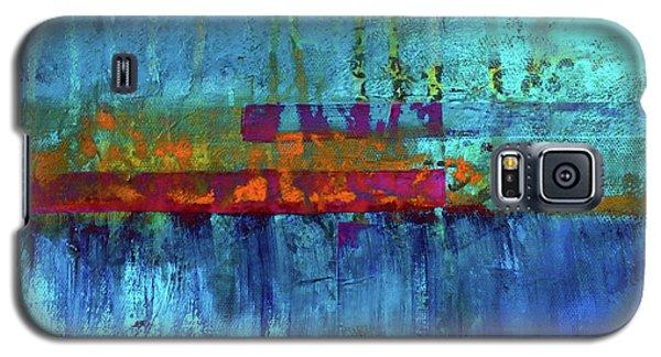 Color Pond Galaxy S5 Case by Nancy Merkle