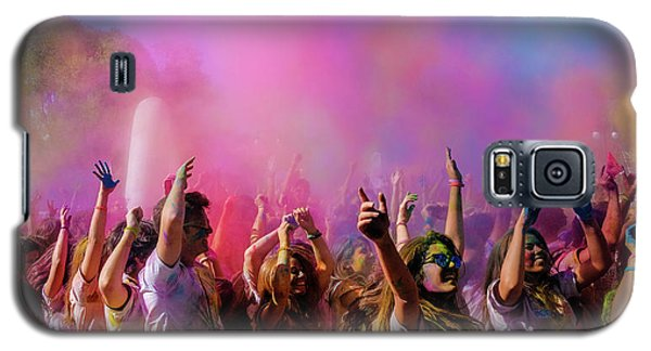 Color Sky Galaxy S5 Case