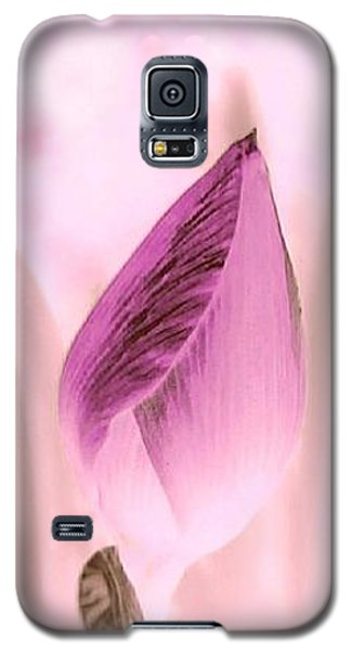 Color Trend Flower Bud Galaxy S5 Case
