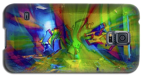 Color Wave Galaxy S5 Case
