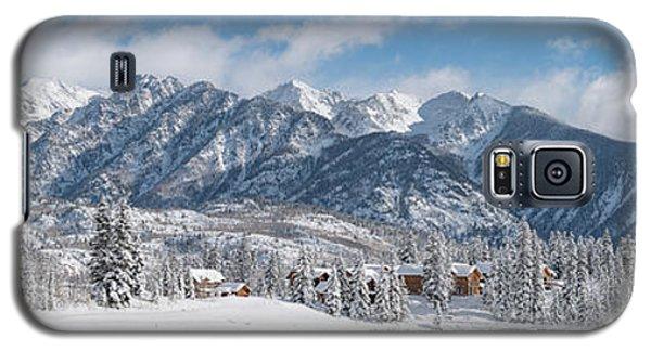 Colorad Winter Wonderland Galaxy S5 Case