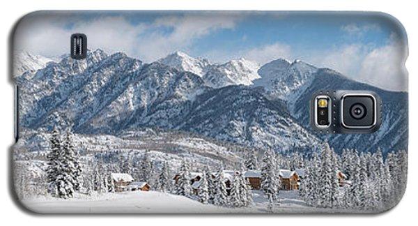 Colorad Winter Wonderland Galaxy S5 Case by Darren White