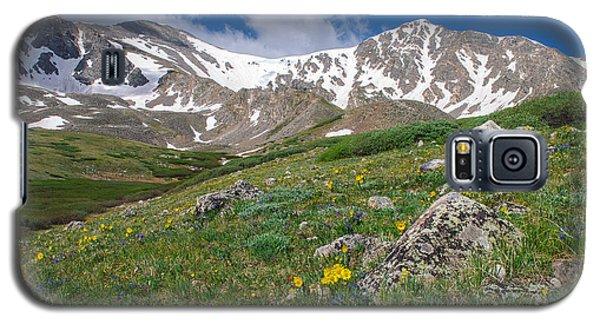 Colorado 14ers Grays Peak And Torreys Peak Galaxy S5 Case