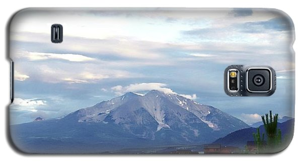 Galaxy S5 Case featuring the photograph Colorado 2006 by Jerry Battle